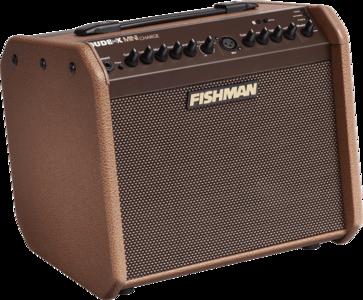 Fishman Loudbox Mini Amplifier Pro LBC 500 op Batterij