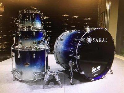Sakae Almighty Maple AM28MKF/AMT20 BK/BL