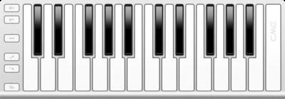 CME XKey Air 37 Bluetooth MIDI Keyboard