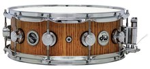 "DW Super Solid Satin oil Snaredrum 14"" x 5,5"" shell 1/2"""