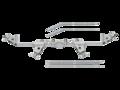 Meinl Multi Clamp, 4 mounts MC 4